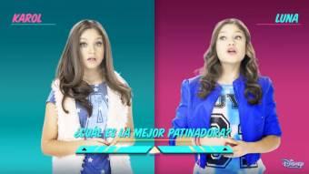 Woooow me encanto 👏 #LunaValente y #karolsevilla ❤️❤️ ya lo viste ? https://www.youtube.com/shared?ci=xQmxlHSFDtY