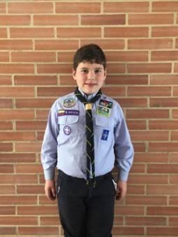 Martín - Scout