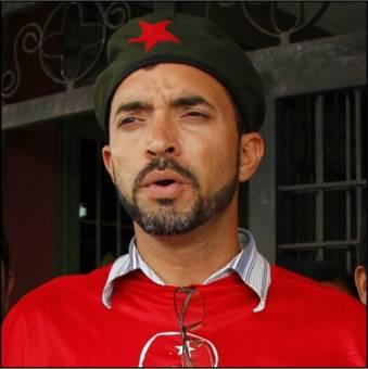 Ernesto Rojas, Partido: Iniciativa propia.