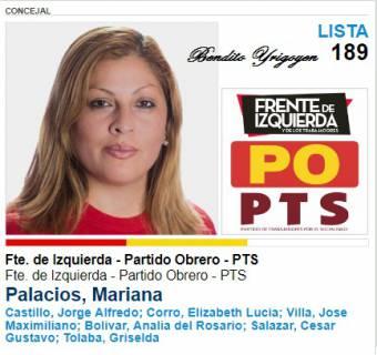 Mariana Palacios-Lista 189