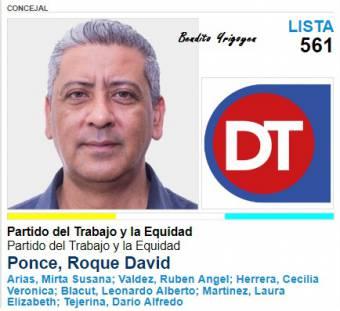 David Ponce-Lista 561