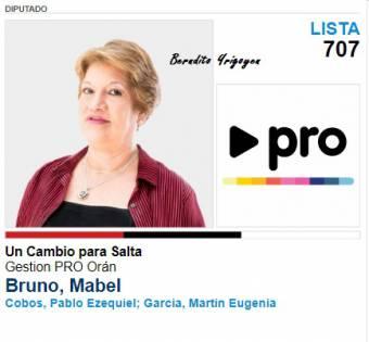 Mabel Bruno-Lista 707