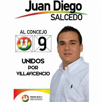 Juan Diego Salcedo Novoa