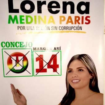 Lorena Medina Paris