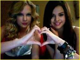 Taylor y Selena