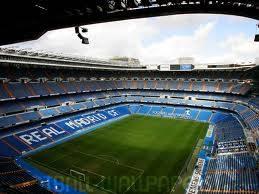 Santiago Bernabeu ( Real Madrid CF )