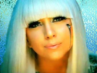 LADY GAGA (SINGER) :)