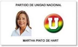 MARTHA PINTO DE HART