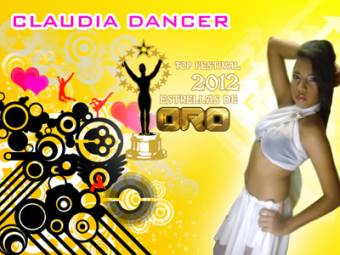 CLAUDIA DANCER