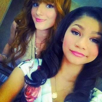 Bella Thorne y Zendaya Coleman