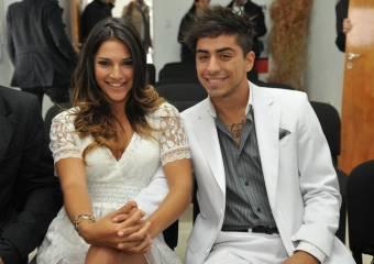 Yanina Iglesias y Augusto Buccafusco