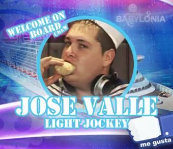 JOSE VALLE (Ligth Jokey)