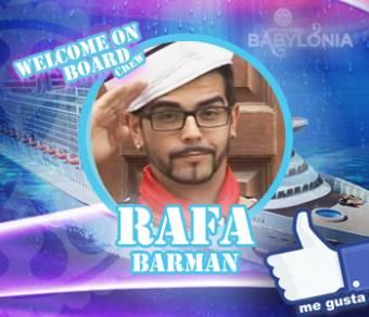 RAFA(Barman)