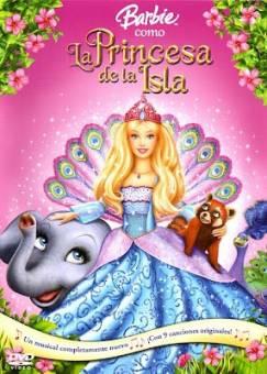 Barbie la princesa de las isla
