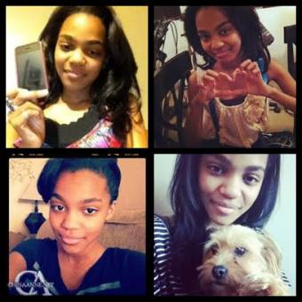 China Anne McClain.