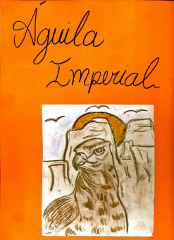 4.- AGUILA IMPERIAL.
