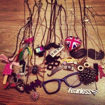 Consejo de accesorios!♥: Fijate que ropa vas a usar,fijate que te queden bien los accesorios que te pongas con la ropa.