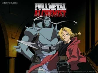 full metal alcehemist