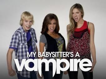 Mi Niñera es una Vampira