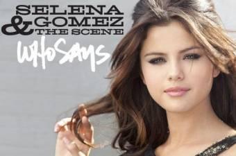Selena Gomez The scene-Who Says