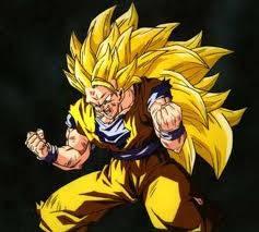 Goku Supe Saiyan 3