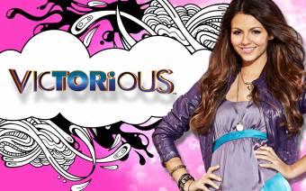 Victoria Justice-Tori Vega-Victorius