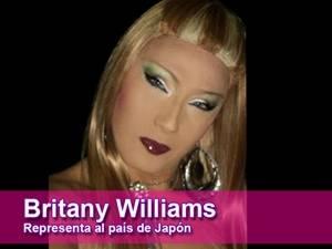 Britany Williams - Miss Japón