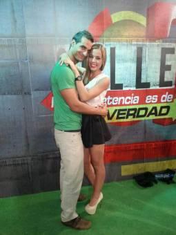 Luis y Adriana