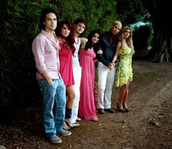 RBD (telenovela: Rebelde; version:Mexico)