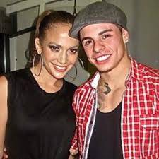 Jennifer López y Casper Smart