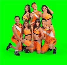 equipo naranja
