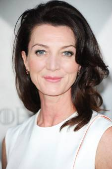 Michelle Fairley. (Catelyn Tully)