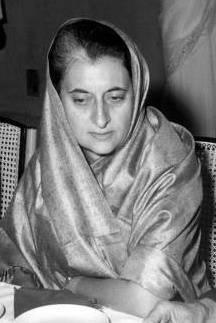 INDIRA GANDHI (INDIA)