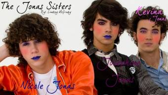 Jonas Sisters ( Gay