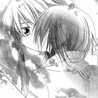 Manga 57 - Beso En La Confesion