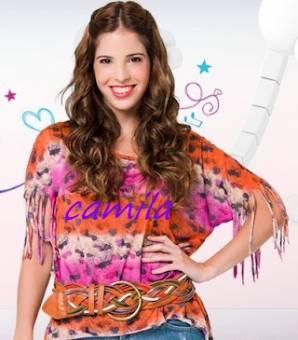 Camila (Candelaria Molfese)