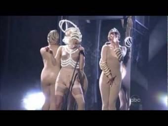 Bad Romance en los AMA 2009