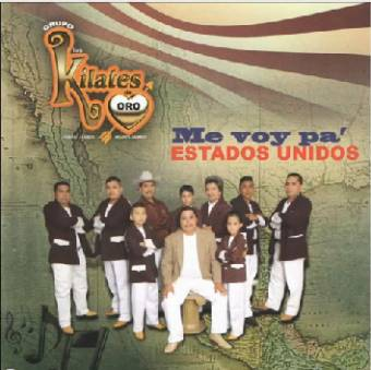 Los Kilates de Oro - Me Voy Pa