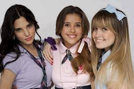 Leonora, Valentina y Natalia
