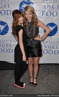 Bella y Stefanie 4.