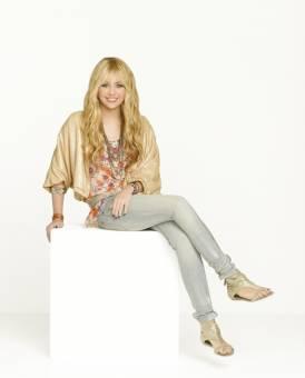Miley Cyrus -- En Hannah Montana
