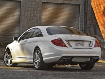 MERCEDES BENZ CL63