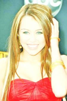 Miley Ray Cyrus!!!!
