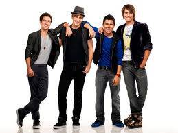 big time rush ..me caen Bien