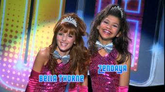 bella en shake it up
