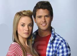 Kimberly Dos Ramos y Andres Mercado