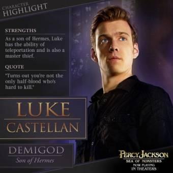 Luke Castellan.