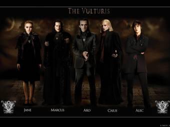 La historia de los Vulturis
