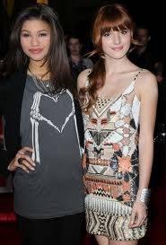 Bella dijo ke es su mejor amiga y ke se lo pasa genial con ella
