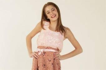 Violetta:linda y talentosa
